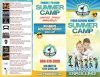 Martial Arts Summer Camp Brochure Printing Dojo Industries Karate