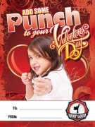 Martial Arts Ad Cards